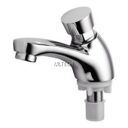 AMSC-22 Self Closing Basin Tap