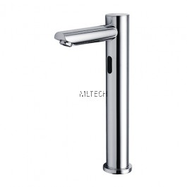 AMST-1200 Sensor Tall Basin Pillar Tap, AC Supply