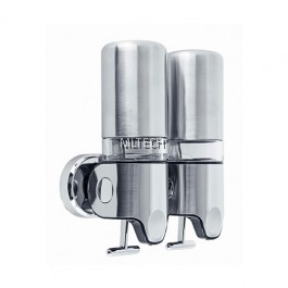 AMBA-244/SS Double Soap Dispenser (Pull)