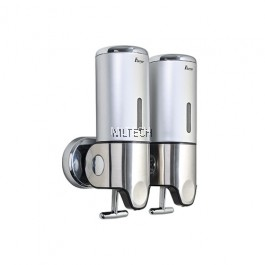 AMBA-242 Double Soap Dispenser (Pull)