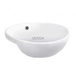 L-810 Semi-Recessed Countertop Basin