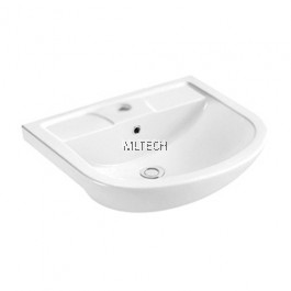 L-909 Semi-Recessed Countertop Basin
