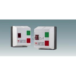 Plastic Enclosure Starter C/W Main Switch W/O Socket