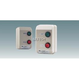 Metal-Enclosure Starter C/W Push Button Switch