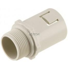 Corrugated Conduit Adaptor - Clip Type