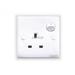 Flush Sockets - 13A Flush Switch Socket Outlet