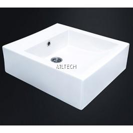 EZYFLIK SICILY (C23) Square Counter Top Basin