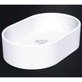 EZYFLIK OVAL (C32) Counter Top Basin