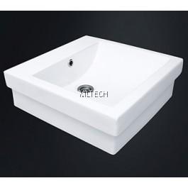 EZYFLIK VERMOUNT (3025) Square Counter Top Basin