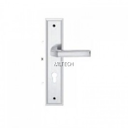 Lever Handle With Plate - SGLHP-5259