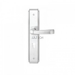 Lever Handle With Plate - SGLHP-33021