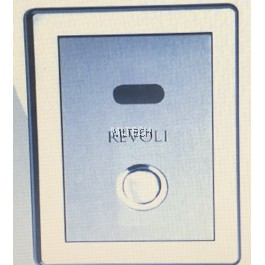 Revoli REV.20.02MBDC Concealed Box Type WC Flush Valve c/w Manual Over-Riding Button (DC Operated)