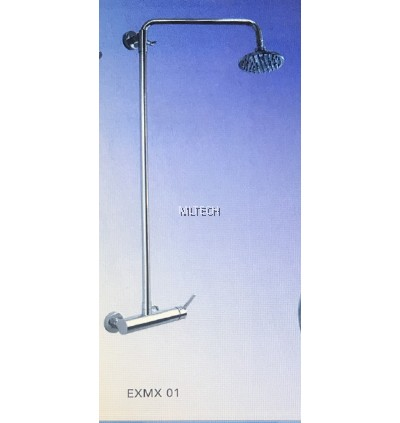 EZYFLIK Shower Set EXMX01