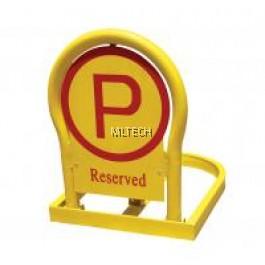 Adjustable Reserved Parking Stand