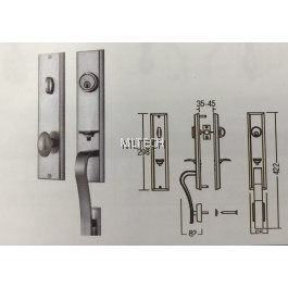 Gripset - ATH-160 Double Handleset