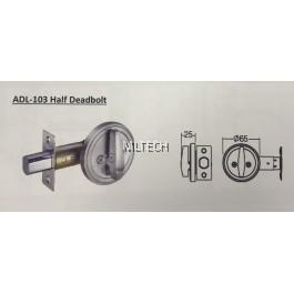 Deadbolt Lock - ADL-103 Half Deadbolt
