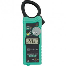 Kyoritsu AC Digital Clamp Meters 2200