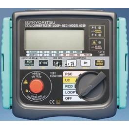 Kyoritsu Combi Tester 6050 (LOOP+RCD)