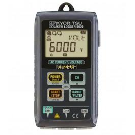 Kyoritsu Logger 5020 (for Current & Voltage)