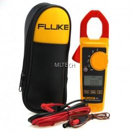 FLUKE-324 - METER, CLAMP, TRMS, W/TEMP, AC, 400A
