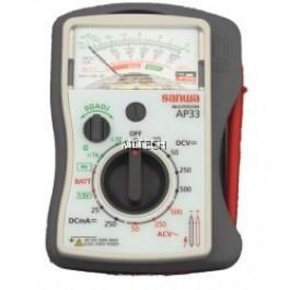 Sanwa AP33 Pocket Analog Multimeter