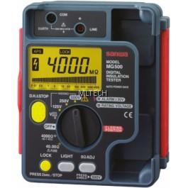 Sanwa MG500 Insulation Tester