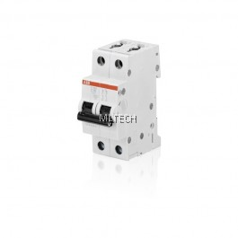 ABB Miniature Circuit Breaker - S 200 P MCB (2 Pole)