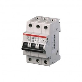 ABB Miniature Circuit Breaker - S 200 P MCB (3 Pole)