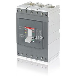 ABB Moulded Case Circuit Breaker - Formula Series A3S MCCB (3 Pole)