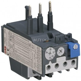 ABB Thermal Overload Relays (TOR) - TA25DU...M