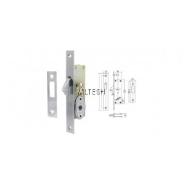 Mortise Lock - SGML-H1684 Single Mortise Hook Lock