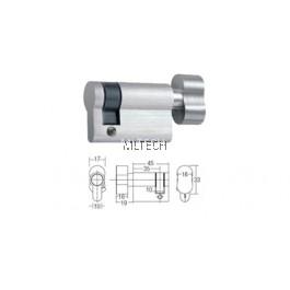 Euro Profile Cylinder - SGEP-OT (One Sided Thumbturn)
