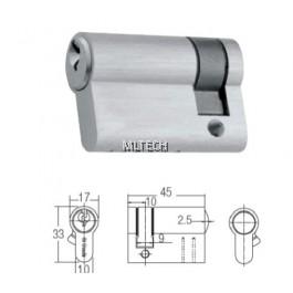 Euro Profile Cylinder - SGEP-OK (One Sided Key)