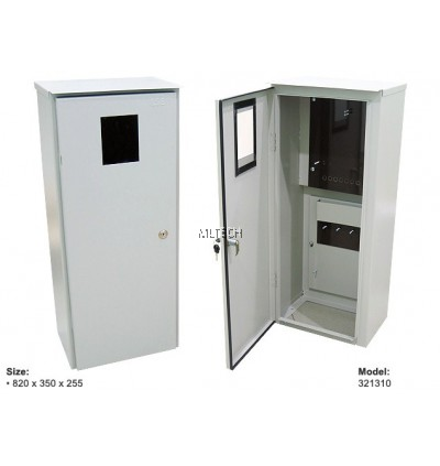 3 Phase Outdoor Metal Box
