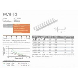 U-LI Wire Cable Tray FWB 50