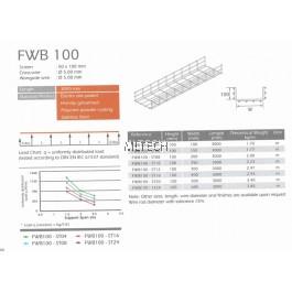 U-LI Wire Cable Tray FWB 100
