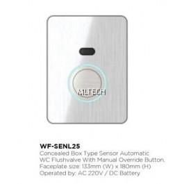 Novatec Sensor Flush Valve - WF-SENL25