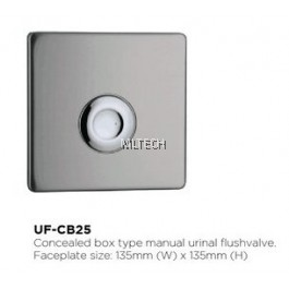 Novatec Manual Flush Valve - UF-CB25