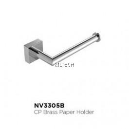 Novatec CP Brass Paper Holder - NV3305B