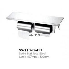 Novatec Satin Stainless Steel - SS-TTD-D-457