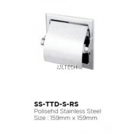 Novatec Polished Stainless Steel - SS-TTD-S-RS