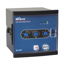 Mikro Overcurrent Relay - NX203A-240A (MK203A)