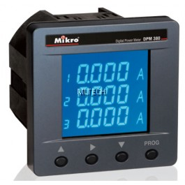 Mikro Digital Power Meter - DPM380B-415AD