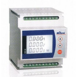 Mikro Digital Power Meter - DM38-240A