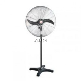 Red Industrial Fan (FS-65) and Industrial Wall Hanging Fan (FS-650mm)
