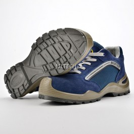 Boxter Safety Shoes (Superior and Tuff) - Low Cut (Suede Leather) - THE MANAGER