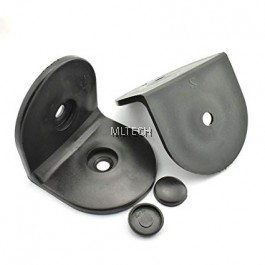 Cubicle Accessories - Nylon L Bracket - N119