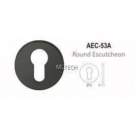 ARMOR - Matt Series - AEC-53A Round Escutcheon