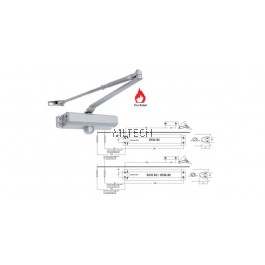Door Closer - SGDC-534BC / 535BC / 536BC