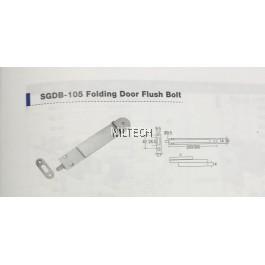 Door Fitting Acc - SGDB-105 Folding Door Flush Bolt